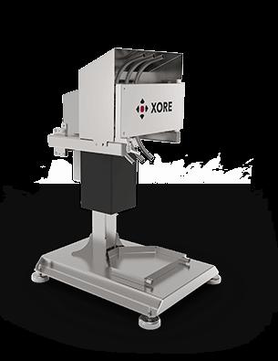 Boxray compact, Boxray, Xore, onstream analyzer