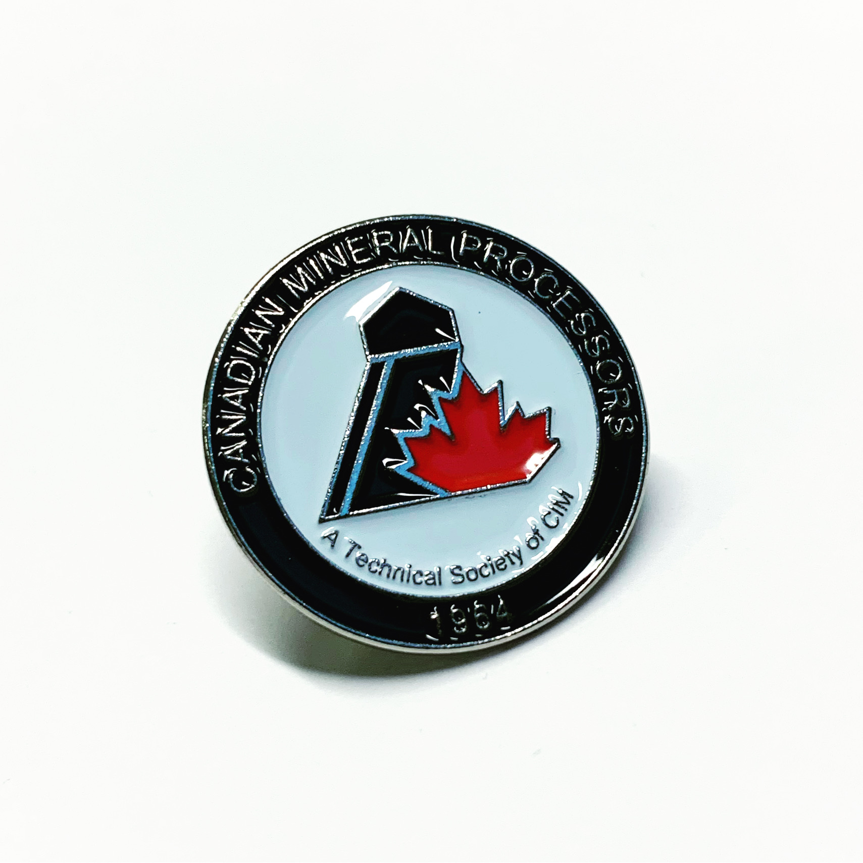 Canadian Mineral Processors Pin